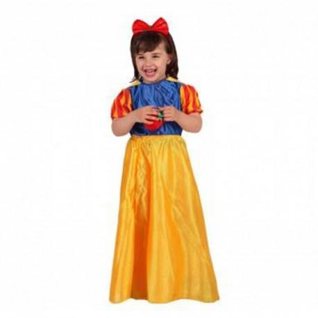 Disfraz Infantil de Princesa Blancanieves