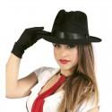 Sombrero Ganster para adultos