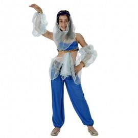 Disfraz Infantil de Bailarina Mora Azul