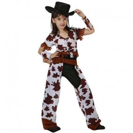 Disfraz Infantil de Cowgirl